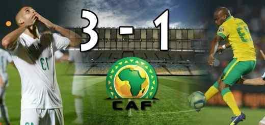 Algérie - Afrique du sud