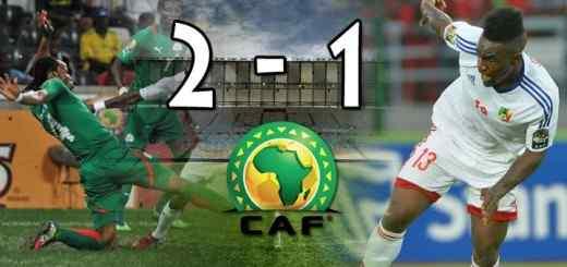 Congo - Burkina Faso