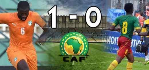 Côte d'Ivoire - Cameroun