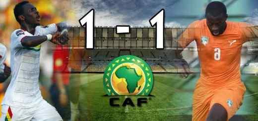 Côte d'Ivoire - Guinée
