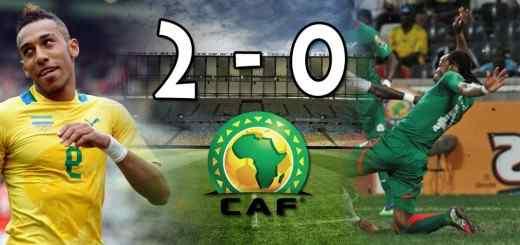 Gabon - Burkina Faso