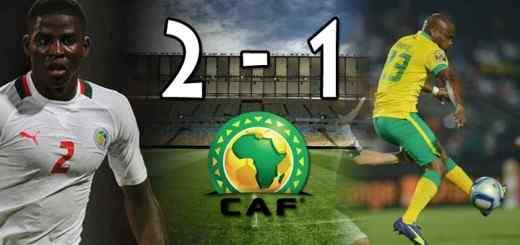 Ghana - Afrique du Sud