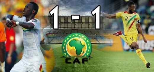 Guinée - Mali
