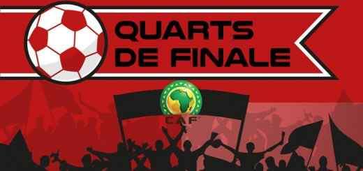 Quarts de finale CAN 2015