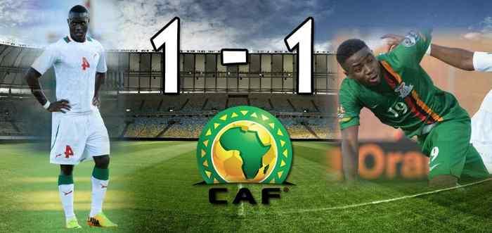 Rd Congo - Zambie