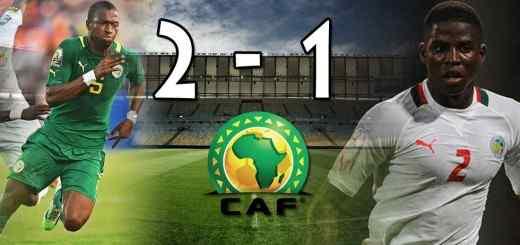 Sénégal - Ghana