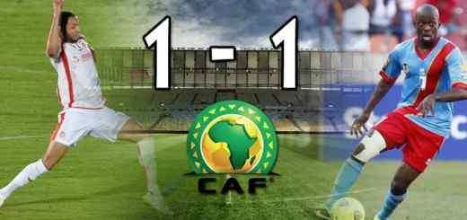Tunisie - RD Congo