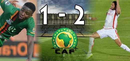 Tunisie - Zambie