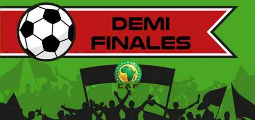 Demi-finales CAN 2015
